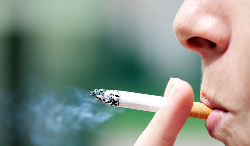 Lungenemphysem bei COPD