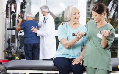 Die pneumologische Rehabilitation bei COPD