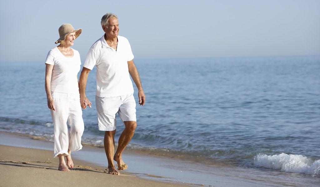 Urlaub am Meer mit COPD