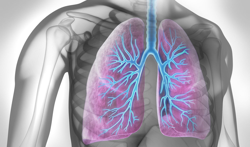 Lungenfunktionstest bei COPD und Asthma