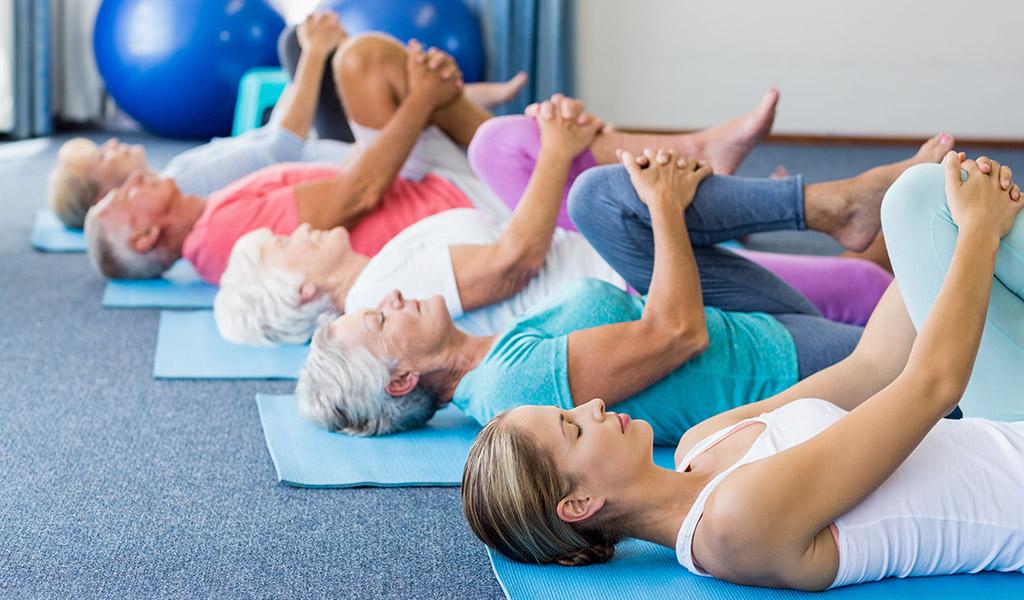 Lungensport bei COPD