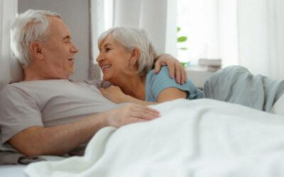 Lust statt Frust – Sex bei COPD