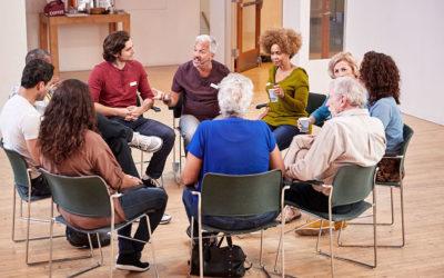 Selbsthilfegruppen bei COPD