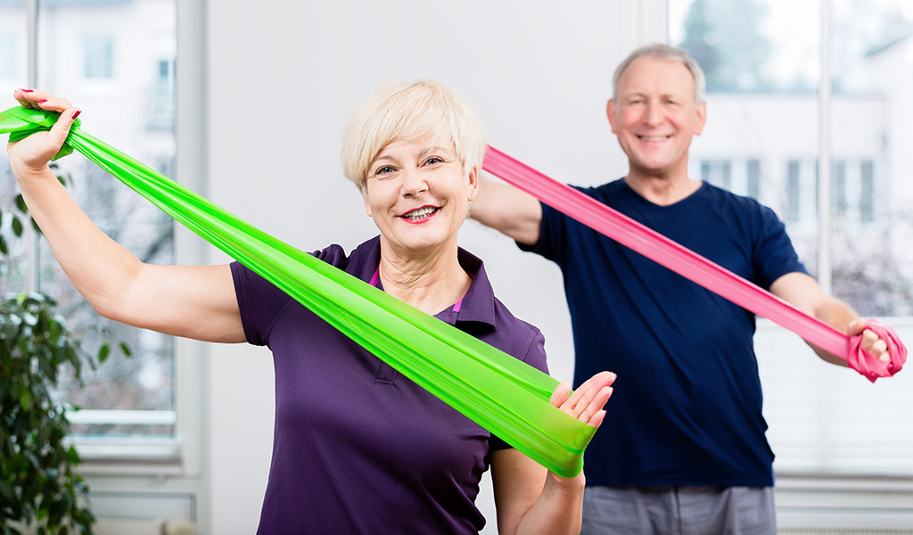 Sport bei COPD
