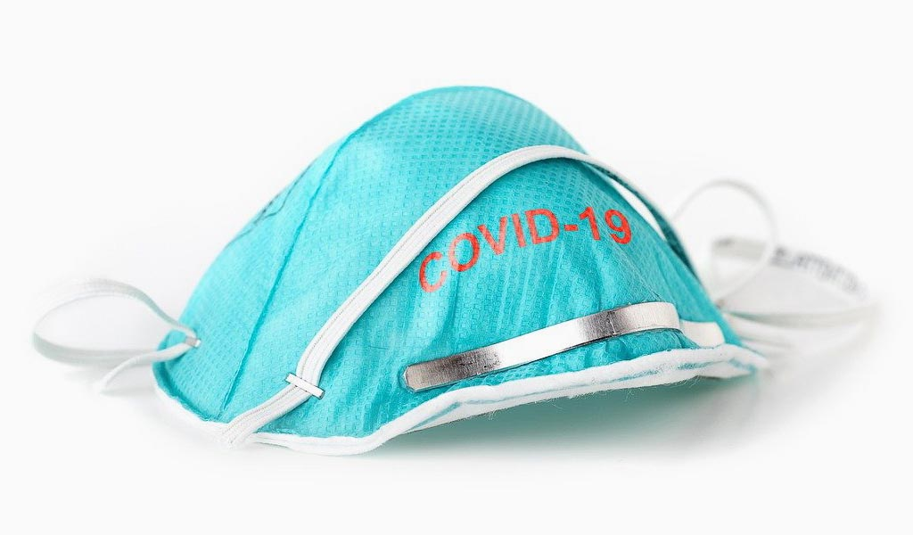 Filtrierende Atemschutzmaske