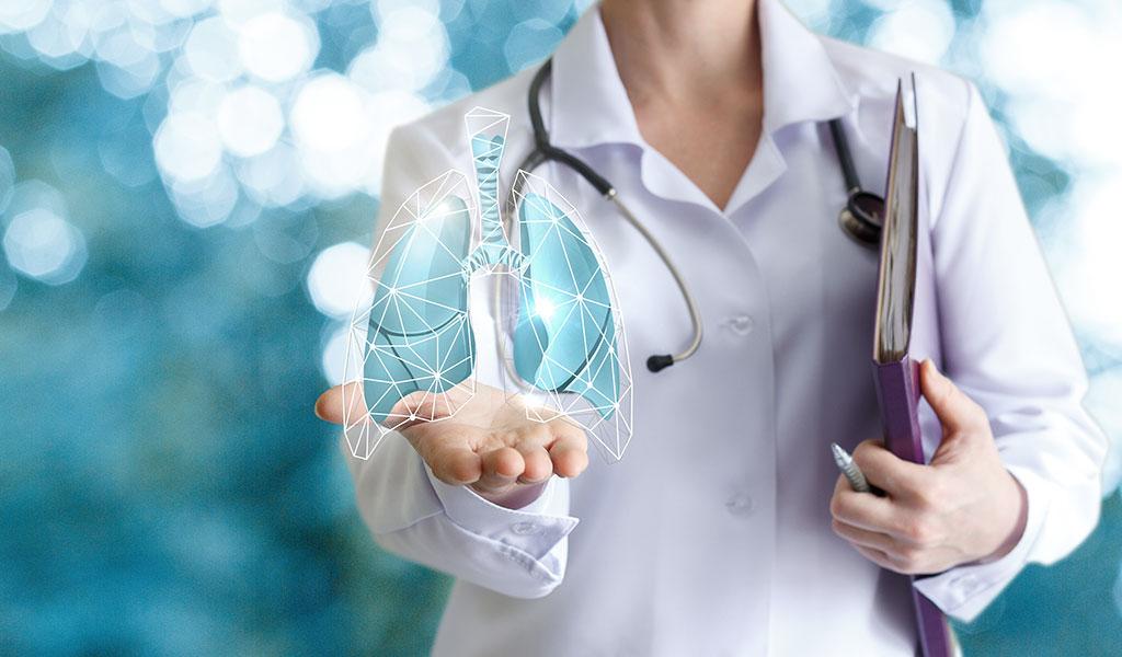Nichtraucher und trotzdem COPD?