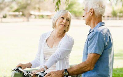 Gemeinsam aktiv, länger vital: Das tut COPD-Patient:innen gut