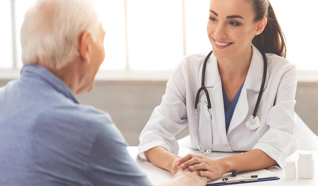 Welche Behandlung hilft bei COPD?