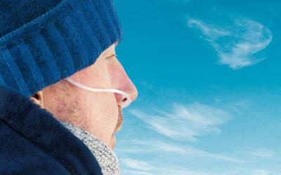 Urteil: Das Recht auf ein mobiles Sauerstoffgerät